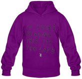 NEOLBOOS Men's If You're Reading This It's Too Late Drake Music Hoodies Sweatshirt Size US