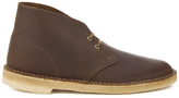 Clarks Originals Desert Boots Beeswax Leather