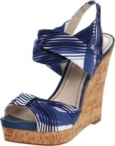 Nine West Women's Littlemiss Wedge Sandal