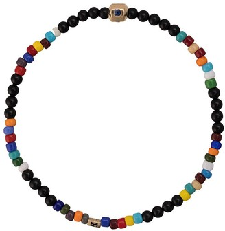 Luis Morais hexagon bead bracelet