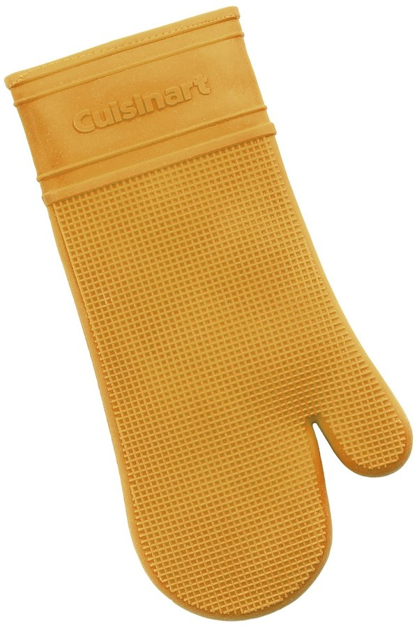 Cuisinart All Silicone Oven Mitt - Quilted Lining