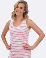 Pink Zebra Women's Tank