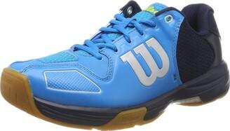 Wilson Unisex Indoor Tennis Shoes Greenex