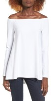 Leith Women's Off The Shoulder Tee