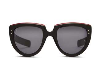 Oliver Goldsmith Sunglasses Y-Not 1966 Black On Coulis