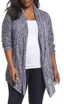 Nic+Zoe Weather Mix Cardigan
