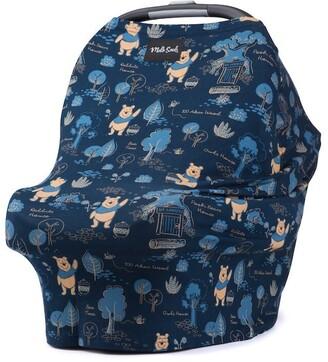 Milk Snob Multi Use Baby Car Seat Cover Winnie The Pooh
