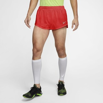"Nike Men's 2"" Running Shorts Fast"