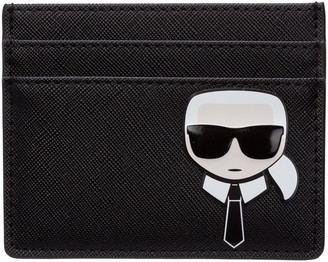 Karl Lagerfeld Paris K/ikonik Credit Card Holder