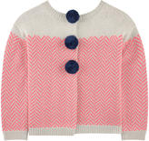 Lili Gaufrette 2 In 1 Sweater Cardigan