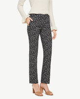 Ann Taylor The Tall Ankle Pant in Budding Blossoms - Devin Fit