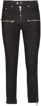 Etoile Isabel Marant Cropped Skinny Jeans