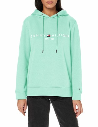 Tommy Hilfiger Tommy Women's Th Ess Hoodie Ls Sweatshirt