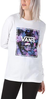 Vans Dripples Sleeve Boyfriend Tee