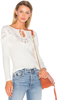 Free People With Love Tee