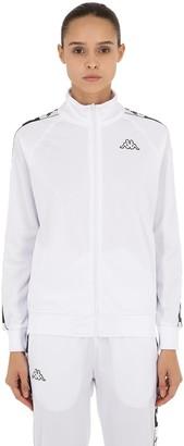 Kappa Sweatshirt W/ Logo Printed Side Bands