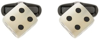 Paul Smith Dice Cufflinks