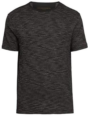 John Varvatos Summer Stripe T-Shirt