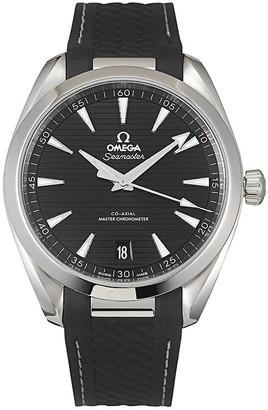 Omega 2020 unworn Seamaster Aqua Terra 150 M Co-Axial Master Chronometer 41mm