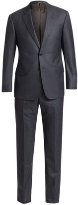 Giorgio Armani Regular-Fit Wool Suit