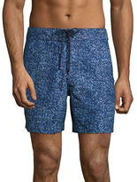 Tommy Hilfiger Leaf Print Board Shorts