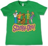 Scooby-Doo Officially Licensed Team Unisex Kids T-Shirt - Years