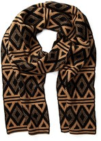 Forever 21 Diamond-Patterned Scarf