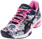 Asics Gel Solution Speed 3 Ltd. Ed. NYC Women's Tennis Shoe White/Black/Pink