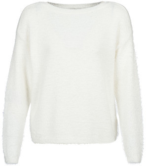 Only ONLGAIA women's Sweater in White