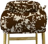 The Peanut Shell High Chair and Shopping Cart Cover in Mudd Pie