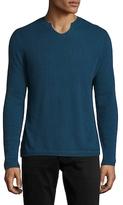 Autumn Cashmere Cashmere Modified V-Neck Sweater