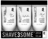 Billy Jealousy Men's Shave3Some Shaving Kit - 3 Pack