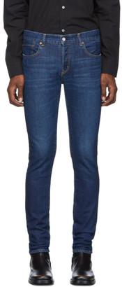 Moussy Blue Deemston Skinny Jeans