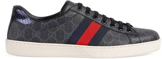 Gucci Men's Ace GG Supreme sneaker