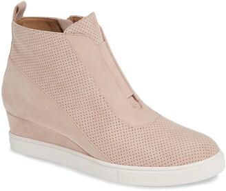 Linea Paolo Anna Wedge Sneaker