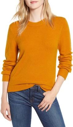 J.Crew Crewneck Sweater in Super Soft Yarn