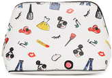 Alice + Olivia Stacey Print Cosmetic Pouch