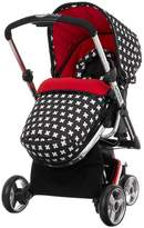 O Baby Obaby Chase 2 In 1 Travel System - Crossfire