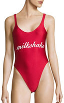 Private Party Milkshake One-Piece Swimsuit