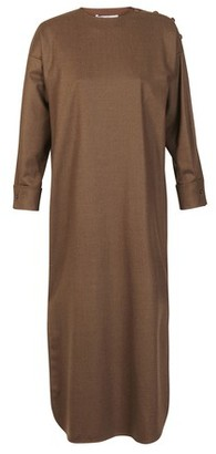 Max Mara Venusia long dress