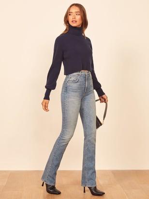 Reformation Peyton High Rise Bootcut Jeans