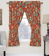 Waverly 15394052063GEM Brighton Blossom 52-Inch by 63-Inch Floral Single Window Curtain Panel, Gem