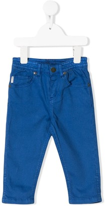 Paul Smith Slim-Fit Pull-On Jeans