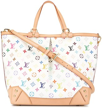 Louis Vuitton 2011's Sharleen GM 2way hand tote bag