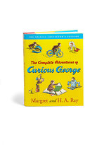 Houghton Mifflin HARCOURT The Complete Adventures of Curious George: The Special Collector's Edition