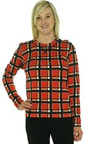 Marc by Marc Jacobs Women's Toto Printed Sweater