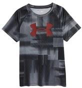Under Armour Toddler Boy's Logo Heatgear T-Shirt