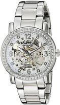Stuhrling Original Women's 531L.11112 Classic Delphi Canterbury Swarovski Crystal-Accented Watch