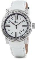 Dolce & Gabbana Men's DW0680 Genteel Ext Round Chronograph Tech Dial Watch