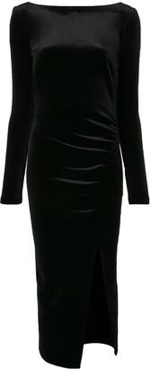 Bec & Bridge Midnight Soiree velvet evening gown
